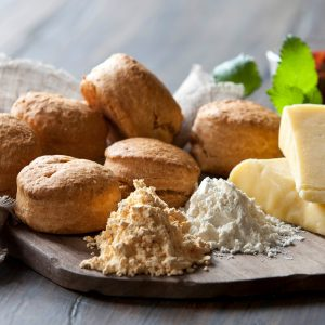 Dairy, Flours, Concentrated Flavours