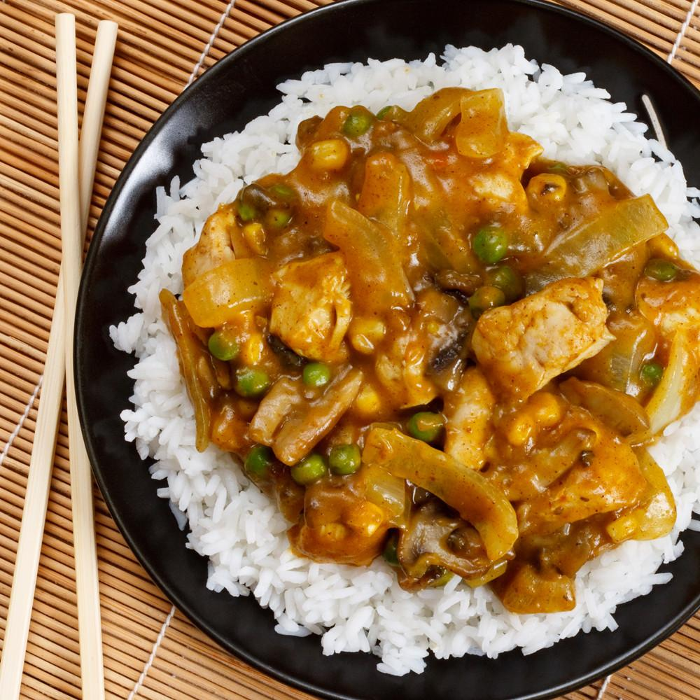 Chinese Takeaway Curry Sauce Mix  Taste Sensation